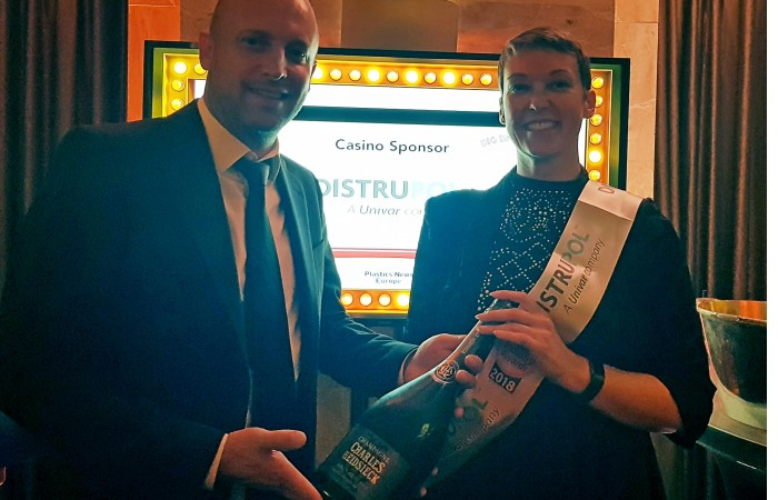 Plastic Industry Awards Charity Casino Sponsor