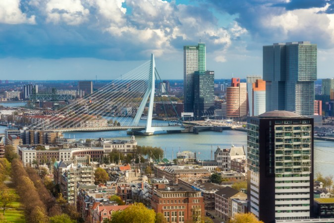 Relocation and investment for expansion in the Benelux